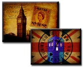 The British Are Coming No1 - Digital collage sheet - 2.5 x 3.5 inches/Belt Buckle images