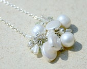Pearl Bomb Necklace