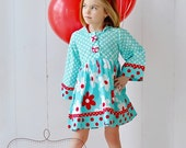 PREORDER for Spring 2011 Delivery is end of March   Hoodie Dress sizes 1 through 7/8
