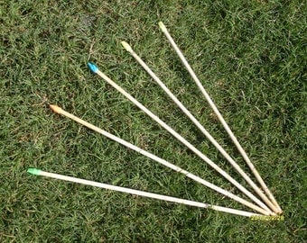 5 extra arrows for kids bow