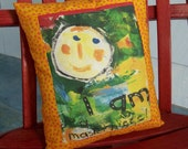 Masterpiece Pillow