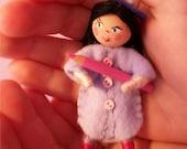 Violet the Artist Doll