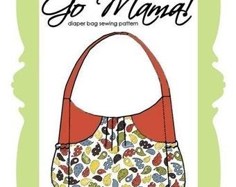 Go Mama Diaper Bag Pattern PDF