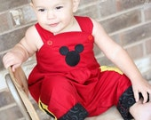 Mickey Mouse Birthday Outfit - Mickey Mouse Outfit
