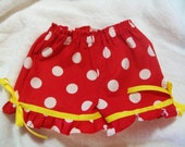 Minnie Mouse Ruffle Shorts