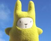 Zombie Bunny, undead plush toy