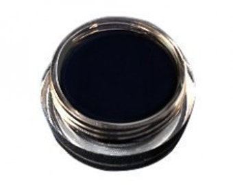 Mineral Gel Eyeliner in INTENSE BLACK  all natural  easy to use  eyeliner organic ingredients