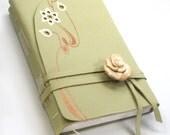 Darling -  Leather Handmade Journal