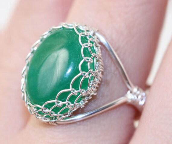 Wire Jewelry Tutorial: Bella's Ring
