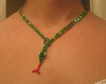 Serpent  Necklaces
