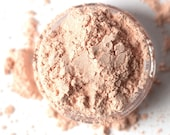 Radiant - Pale Peach Vegan Mineral Eye Highlighter / Eyeshadow - Handcrafted Makeup - simplicitycosmetics