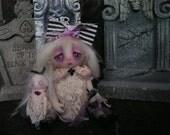 OOAK Gail Lackey Victorian Ghost Doll