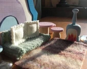 Winter Wonderland Living Room Set