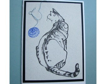 Unique Cat Card Number 2