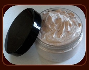 Whipped Soap - Soap in a Jar - Travel Soap -  Warm Vanilla Sugar - 4 oz - Gift for Mom