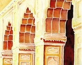 Delhi India Print 104.2 CUSTOM LISTING