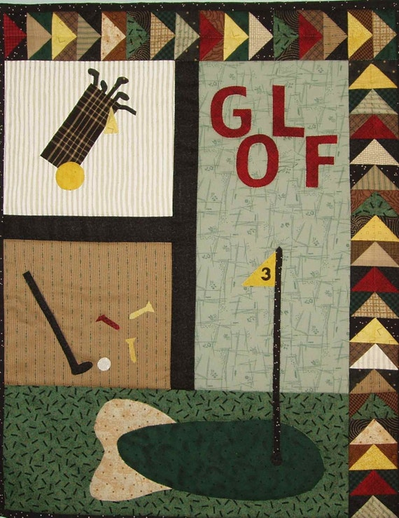 Golf Wall Hanging