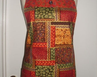 Sale -Harvest Apron - Free Shipping