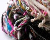 COSTUME PARTY- Handspun Art Yarn- 60 yards
