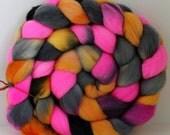 ROAR -  Merino Wool Top Roving 4oz