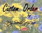 Custom Listing for jessisorenson