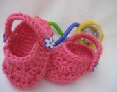 Newborn Baby Moc Crocs Sandals for Girls or Boys