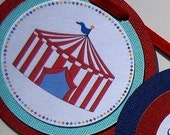 CIRCUS Collection- Circus tent, Banner Add on