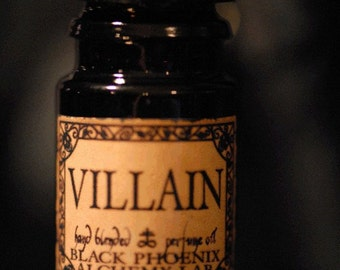 Villain: Black Phoenix Alchemy Lab Perfume Oil 5ml
