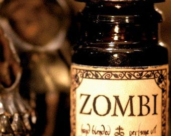 Zombi: Black Phoenix Alchemy Lab Perfume Oil 5ml