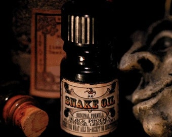 Snake Oil - 5ml - Black Phoenix Alchemy Lab Perfume Oil