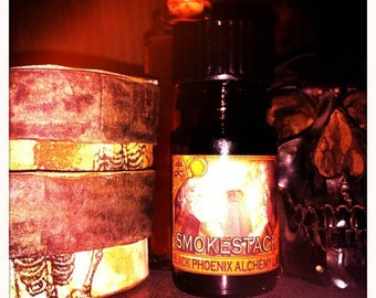 Smokestack: Steampunk Perfume by Black Phoenix Alchemy Lab