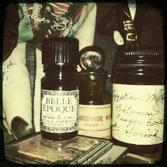 Belle Epoque: Black Phoenix Alchemy Lab Perfume Oil