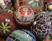 Decorative Mosaic Balls