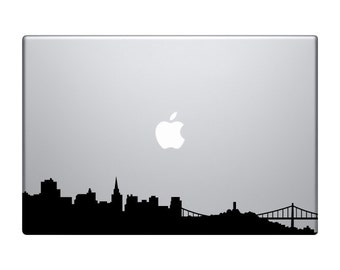 San Francisco - Laptop Decal