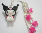 MisMatch Kuromi Earrings