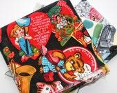 Retro Themed Fabrics