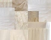 Grab Bag of Luxurious Scrap Eco Friendly Fabric