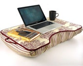 French Country Toile Lap Desk
