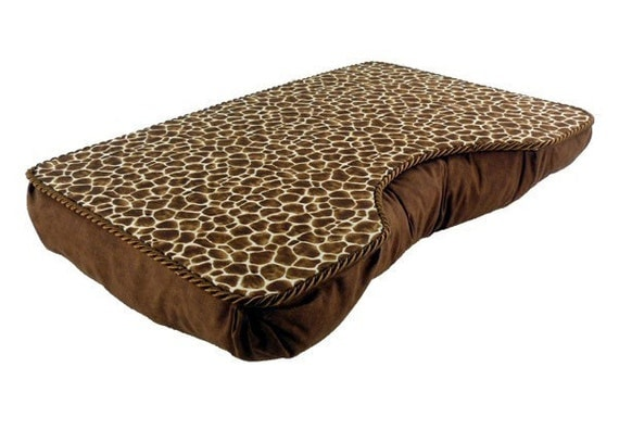 Large Giraffe Print Safari Lap Desk