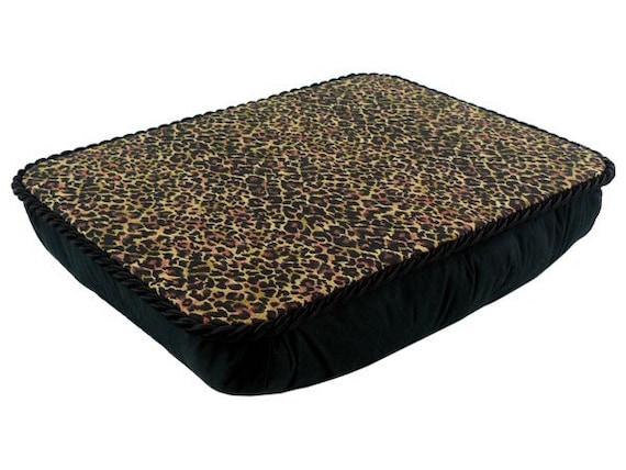 Leopard Pillow Lap Desk
