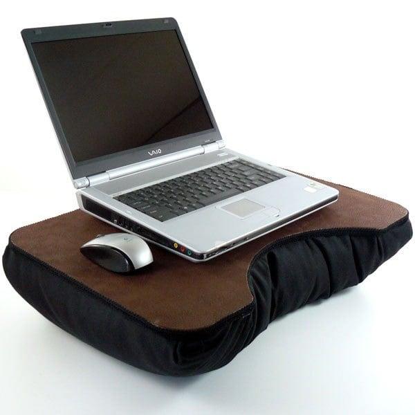 Computer Lap Desk Pillow L Shape Computer Desk