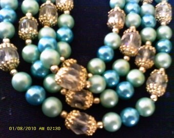 1940s  Necklace