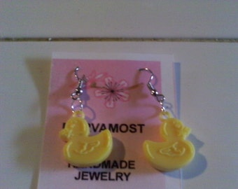 Just Ducky..........earrings