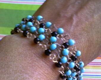 Beaded Bracelet  .....handmade