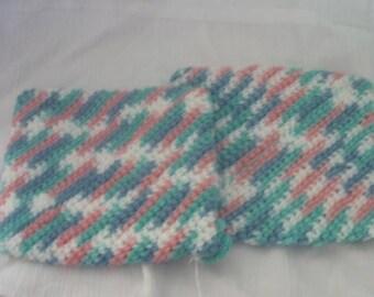 Crocheted Pot Holders set of 2
