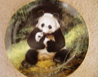 Panda Plate 1988