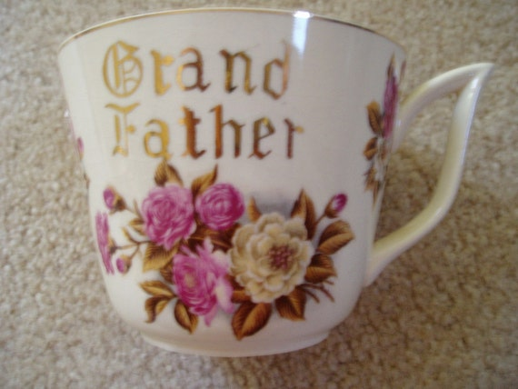 A cup For Grandfather