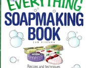Craft Book - The Everything Soapmaking Book