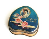 To Hold Your Treasures - Vintage Tin
