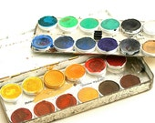 Paint Me a Picture . . . Vintage Pelikan Gunther Wagner Watercolor Set
